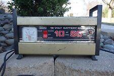 Vintage Sears Automotive Battery Charger - Catalog Model #608 71982