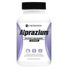 Alprazium – All Natural Stress Relief & Anti-Anxiety Supplement for Better Mood