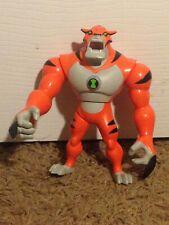 Ben 10 Rath Sabretooth Tiger Action Figure
