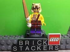 NEW LEGO Ninjago Chope MiniFigure (Set 70754) AUTHENTIC Ninjago Enemy