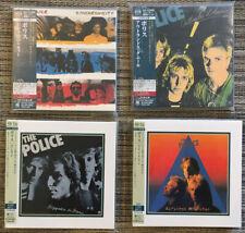 Police  Japan SHM-SACD (4 CD's)