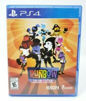Runbow Deluxe Edition Sony PlayStation 4 PS4 Game