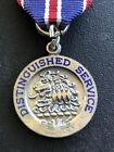 State of New Jersey distinguished Military service miniature mini medal award
