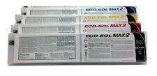 4x Original Tinte ROLAND VP-300i VS-540i VS-640i XF-640 XR-640 440ml EcoSol Max2