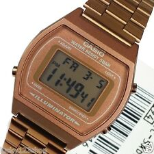 B640WC-5A Classic New Model Genuine Casio Watch Digital second stopwatch B-640WC