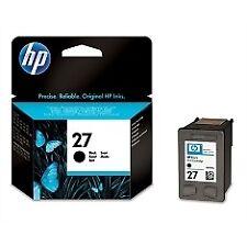 Cartucho tinta HP 27 C8727ae negro