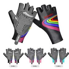 BOODUN Half Finger Cycling Riding Gloves Fingerless Mittens For Children 3Color
