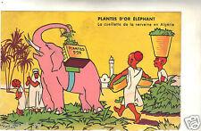 Fantaisie - cpa - Plantes d'Or Eléphant - La cueillette de la verveine ( i 464)
