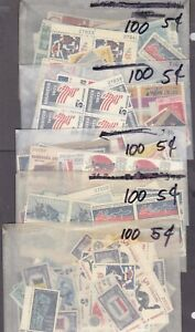 US MNH Discount Postage 500 x .05¢ = $25.00 Face Selling For $18.00