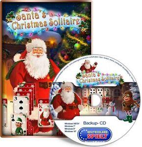 ⭐️ Santa's Christmas Solitaire - PC / Windows ⭐️