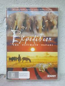 Expedition DVD 2002 Award Winning AudioVisual Documentary Film - BRAND NEW