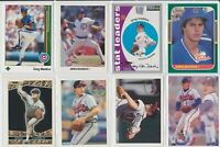 Lot of 20 Greg Maddux cards (see photos) including 1987 Donruss Rookie RC Braves