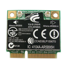 Atheros AR5B95H AR9285 605560-005 802.11B/G/N Half Mini PCI-E Card for HP COMPAQ