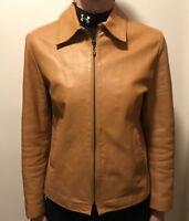 Pilot Ladies Leather Jacket Size S (10)