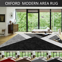 Large Modern Area Rugs Thick Hand Carved Bedroom Carpets Living Room Rug Runner