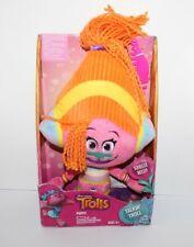 Hasbro Dreamworks Trolls Poppy Talkin' Troll Plush Doll B7772