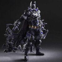 Super Hero Play Arts Kai Dark Mister Freeze Action Figure Collection Model Toys