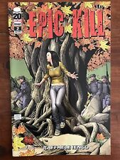 Epic Kill #2 (2012) 1ST REVIVAL PREVIEW Movie Coming Soon Image VF/NM HTF