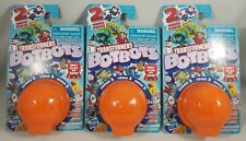 (3) Transformers BotBots Series 3 Collectible Blind Bag Mystery Figures Lot of 3