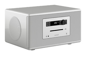 SONORO Radio sonorohifi sonoro HiFi silber hochglanz EDITION I - NEU