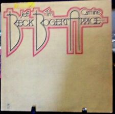BECK BOGERT & APPICE Album Released 1973 Vinyl/Record  Collection US pressed