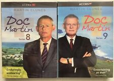 Doc Martin: Series 8 & 9 (DVD, 2017, 3-Disc Set) USA/ Canada Region-1