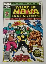 What If#15 Nova Had Been Other People? (Marvel,1979) Disney Plus Mcu Tv Show, Nm