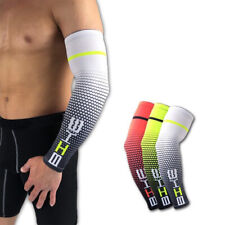 1Pair Unisex Women Men Outdoor Cooling Arm Sleeves Cover Wrap UV Sun Protection
