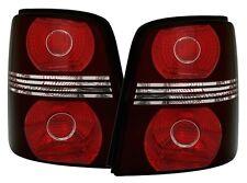 FEUX ARRIERE ROUGE CRISTAL LOOK FACELIFT VW TOURAN 2003-2010 1.9 2.0 TDI