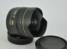 Nikon - Nikkor AF DX Fisheye lens  10.5mm f/2.8G ED Made in Japan /