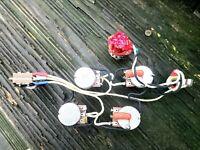 Gibson/Epiphone 335,SG Wiring Harness w/Varitone Custom Wired KellingSound
