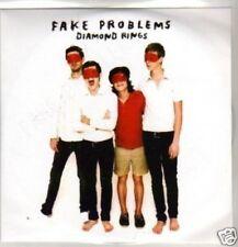 (825U) Fake Problems, Diamond Rings - DJ CD