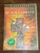 BLACK SABBATH The Black Sabbath story vol 2 DVD NEUF