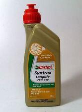 Castrol Syntrax Longlife 75W-140 / 1 Liter API GL-5 Scania STO 2:0 A