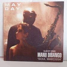 MAY DAY / MANU DIBONGO Soul Makossa 20008