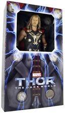 Avengers Mighty THOR 1/4 scale movie figure~statue~Dark World~NECA~Reel Toys~NIB