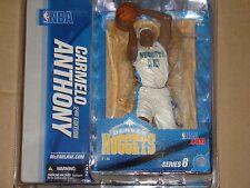 Mcfarlane NBA 8 Carmelo Anthony Denver Nuggets Figure