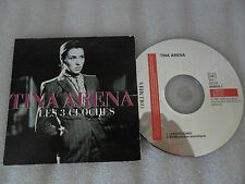 CD-TINA ARENA-Les 3 Cloches-Burn-(CD SINGLE)-2000-Daniella Federich-Méridian-