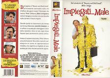 IMPIEGATI...MALE (2000) VHS