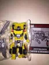 Transformers Generations Combiner Wars Sunstreaker loose complete