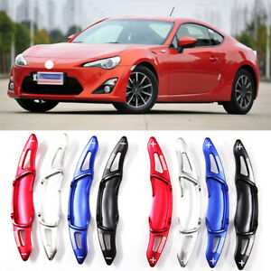 DSG Paddle Shifter Shift Paddle Extension Aluminum For Toyota 86 2012-2016 G133