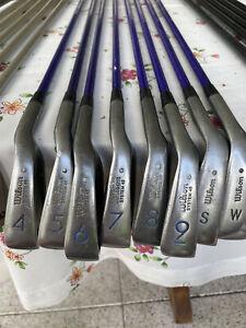 Golfschläger Damen Wilson Eisensatz