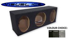 Van Camper 10 Subwoofer Speaker 6X9 SUB BOX IN MDF BASS recinto aggiornamento audio per auto