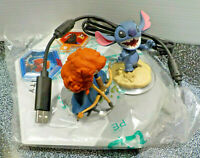 Disney Infinity  2.0 Portal Base For Xbox 360 W/Stitch & Brave Media & 2 Discs