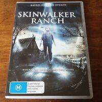Skinwalker Ranch DVD R4 Like New! FREE POST
