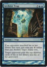MTG ARCHIVE TRAP FOIL ZENDIKAR *NEAR MINT*