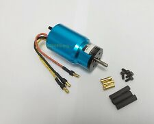 K038- 1x B2848 BL Motor KV2700 S4mm with Cooling Jacket for RC Speed Boat