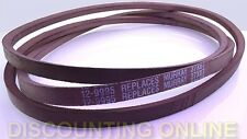 PREMIUM TRANS TRACTION DRIVE BELT FITS MURRAY 37X87 037X87MA 710341 MOTION