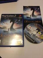❤️ Jeu Playstation 2 Ps2 le dragon des mers dernière légende pal fr complet