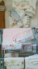 Hand towel face cloth & Cath kidston cream